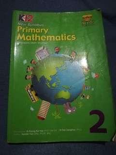 Math Book Grade 2