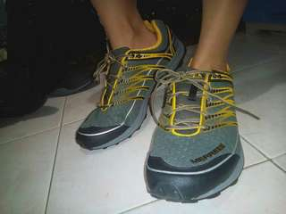 Merrell Shoes Charcoal/Spectra Yellow