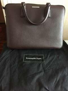 Ermenegrildo Zegna Briefcase 100% New & Real