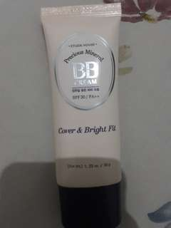 Etude house precious mineral bright & fit