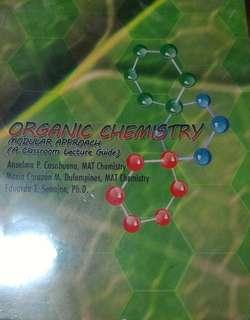 Organic chemistry by senajon