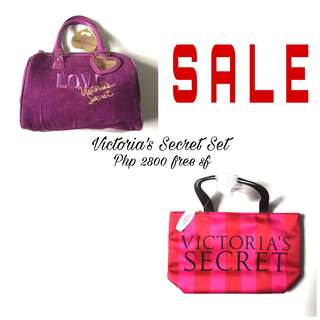 BNEW: Authentic Victoria's Secret Set