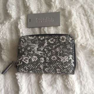 Calvin Klein leather coin purse