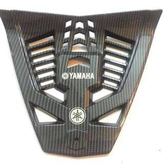 Sniper 150 engine cover carbon look