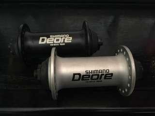 Shimano Deore Front Hub