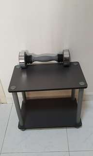 1 No of Big Dumbbell, Weight : 5lbs about 2.26kgs