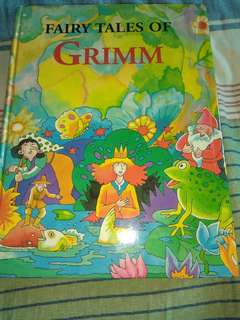 Fairy Tails of Grimm (Author: Grimm Brothers) with a collection of 43 short stories