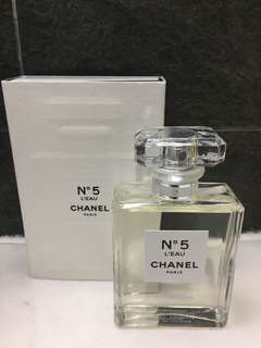 Chanel No.5 L'EAU eau de toilette perfume 香水