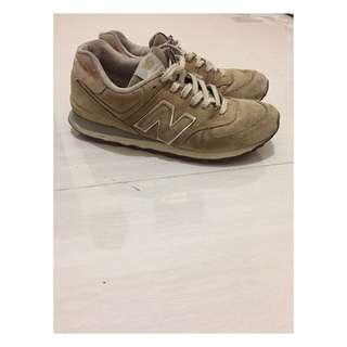 New Balance 574 Suede