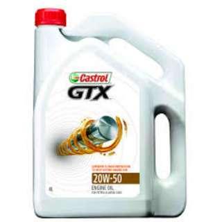 CASTROL GTX 10W30 3L