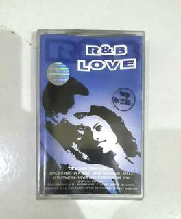 Kaset R&B Love