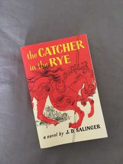 The Catcher in the Rye by J.D Salinger (ENGLISH)