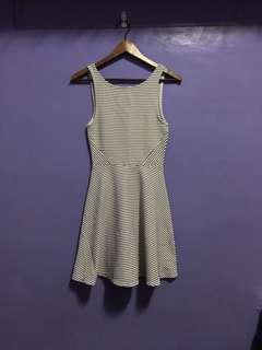 H&M Stripe Dress