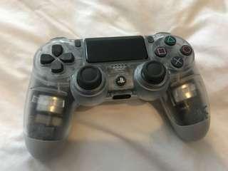 PS4 Dualshock 4 Controller Translucent White