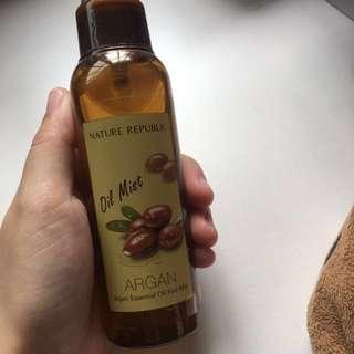 Nature Republic Hair Oil Mist