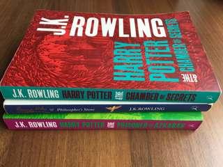 Best of J K Rowling's Harry Potter series