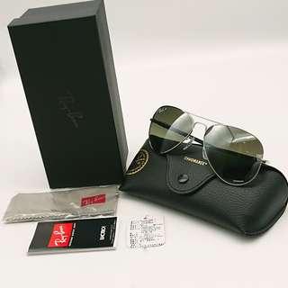 ✨精品優惠✨[檸檬眼鏡] RayBan RB8301 002 偏光漸層戀彩水銀鏡面 視覺更清晰 旭日原廠公司貨  -3