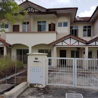 LAST CALL !! FURNISHED DOUBLE STOREY AT PUNCAK ALAM ONLY RM3XXK