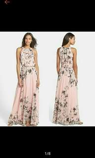 Newstyle New Ladies Maxi Evening Party Dress (Ships in 5-10days)