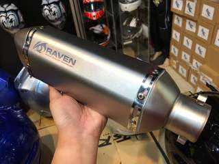 Reven Racing Exhaust Original