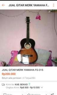GITAR YAMAHA FG-315