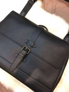 Authentic Coach Messenger Bag