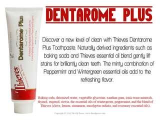 🚚 [PO-US] Thieves Dentarome Plus Toothpaste