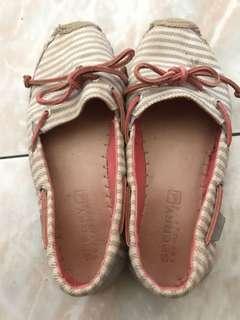 Sperry草編鞋