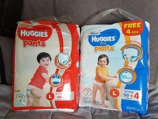 Huggies Diaper Pants