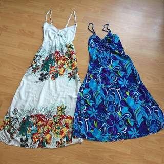 Dress Pantai / Santai Import BKK