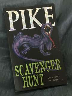 Cavenger Hunt - Christopher Pike
