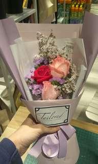 Pink Bonquet