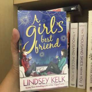 A Girl's Best friend | by Lindsay Kelk