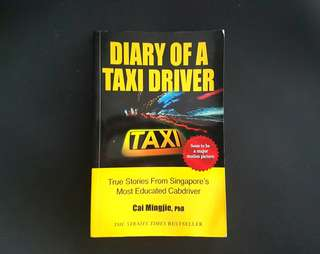 Diary of a Taxi Driver book