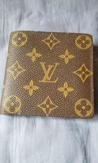 90% new LV Louis Vuitton Wallet