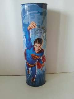 Superman coin box