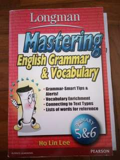 Mastering English Grammar & Vocabulary