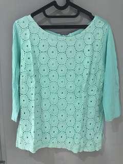 Semi blouse The Executive