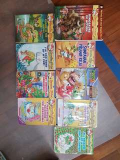 Geronimo Stilton - Any 5 for $10 only!!