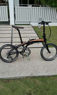 Tern bike foldie Verge P20 not dahon