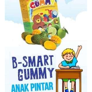 B- SMART GUMMY - VITAMIN FOR KIDS 1BOX