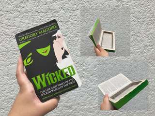 Wicked Book Box