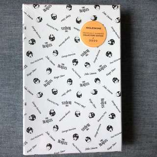 Moleskine - The Beatles Collector's Edition