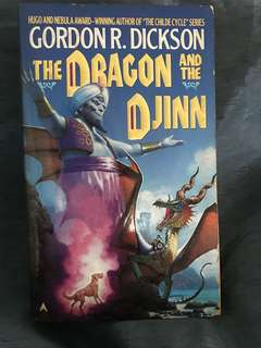The Dragon and the Djinn Gordon R Dickson
