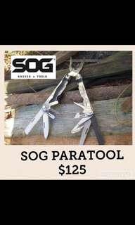 SOG Paratool