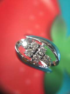 🎆🎇 天然鑽石戒指 🎆🎇