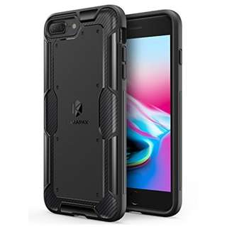 Original Anker KARAPAX Shield Case Soft TPU With Carbon Texture for iPhone 7/8 and iPhone 7/8 Plus