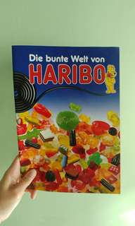 Haribo booklet (from austria haribo exhibition 2006)
