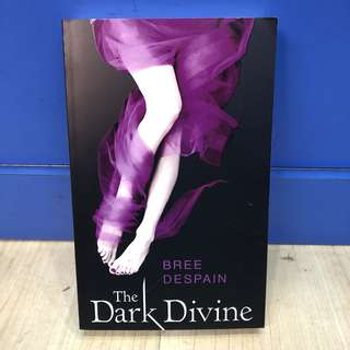 English Books - The Dark Divine by Bree Despain