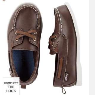 Carter's boat shoe size 6